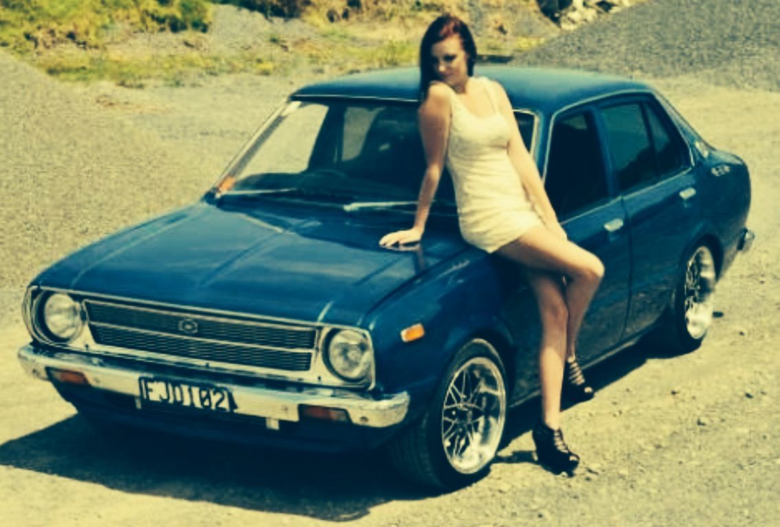 Old Toyota Corolla Only If In Good Shape Japanese Sports Cars Classic Cars Retro Cars