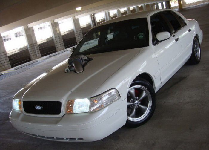 Performance to Max Ford Crown Victoria