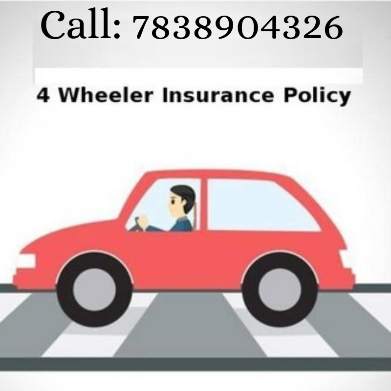Four Wheeler Insurance Policy Insurance Policy Policies Investing