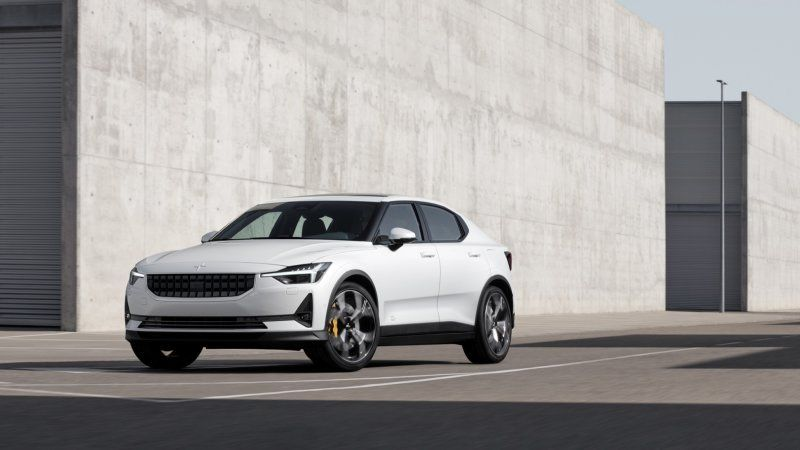 2020 Polestar 2 Performance Pack Priced In Europe Volvo Electric Cars Car