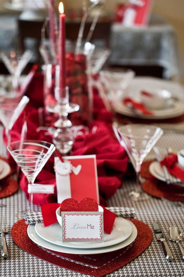 Valnetine S Day Love Letters Dinner Party Valentine S Day
