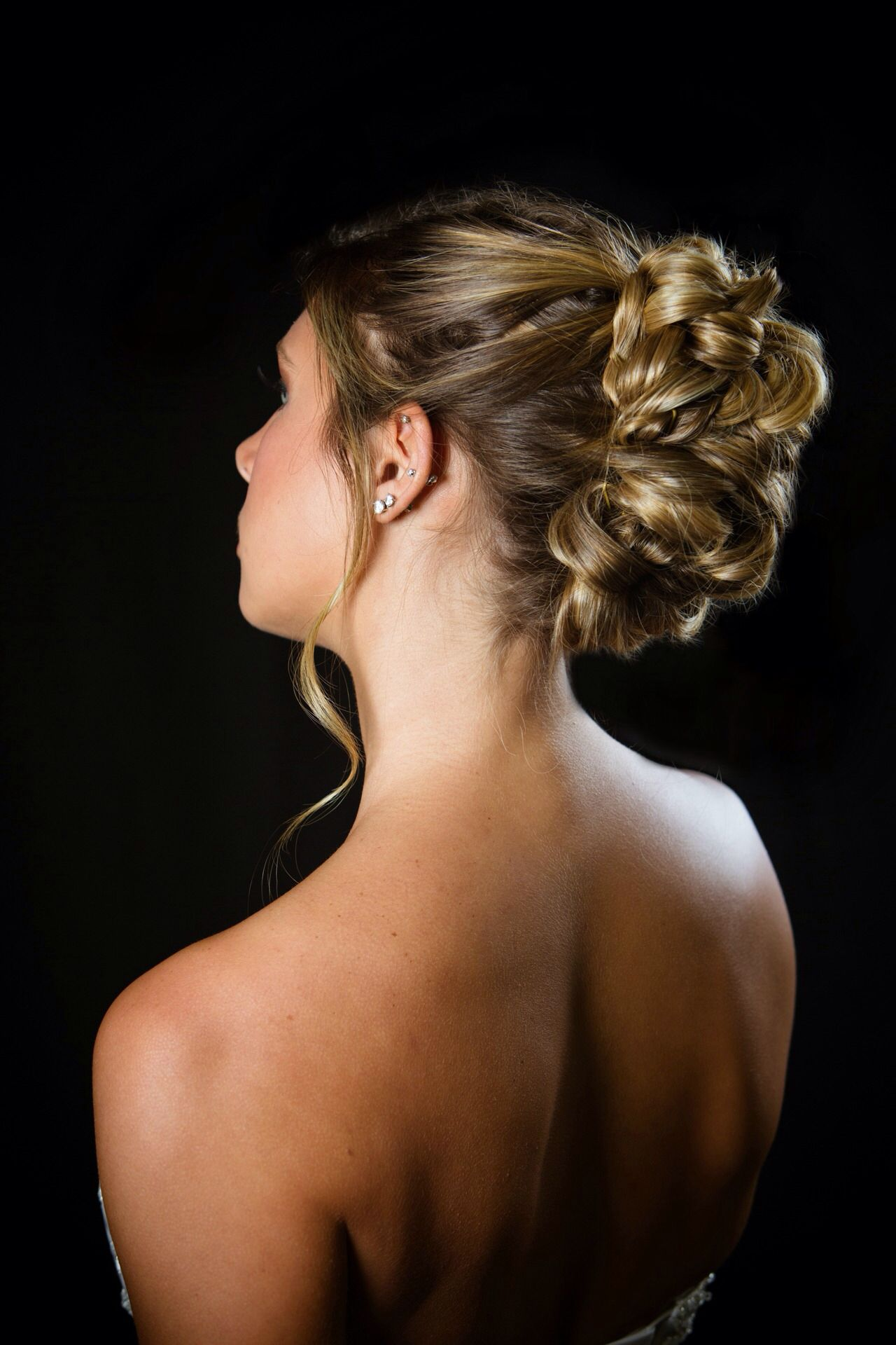 how to do updos for prom 2012