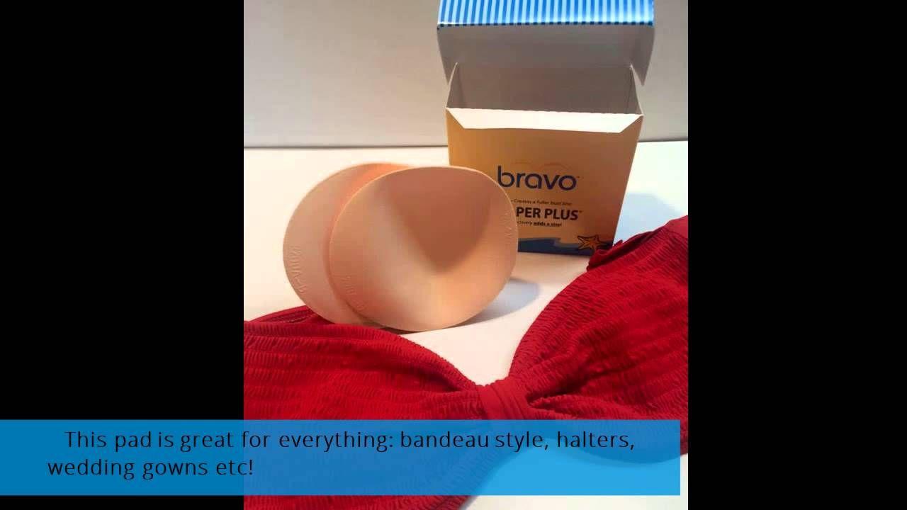 e56cfa96b8d60 How to Use Bravo Shaper Plus® Push Up Bra Pad Inserts