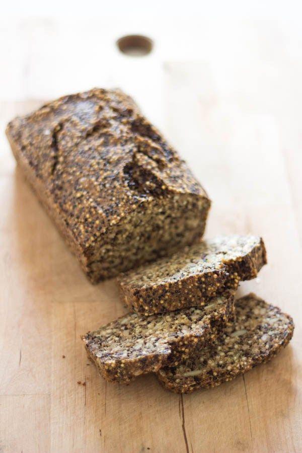 Il pane magico senza glutine senza farina senza for Cucinare x diabetici