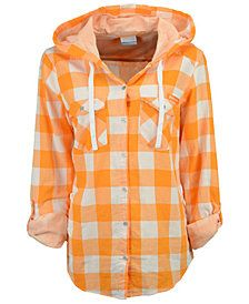 1be42394 Columbia Women's Tennessee...   blouse in 2019   Hooded long sleeve ...
