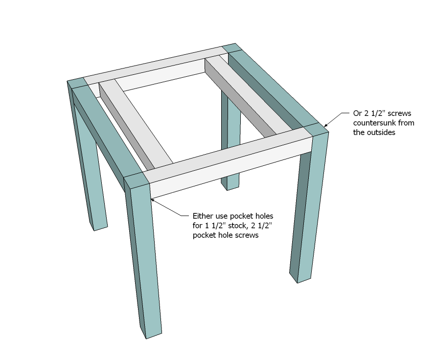 Simple White Outdoor End Table Outdoor End Tables Stool Woodworking Plans End Table Plans