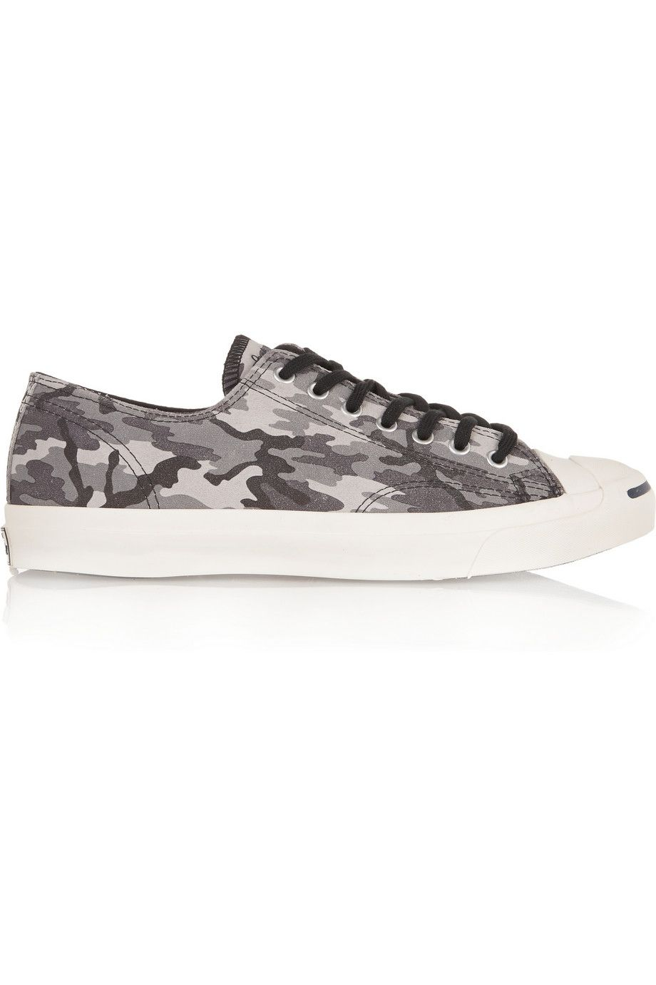 8442365b349190 CONVERSE Jack Purcell Camouflage-Print Canvas Sneakers.  converse  shoes   sneakers
