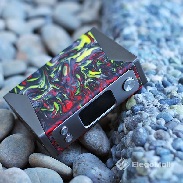 Stentorian Basilisk 200W Box Mod | Latest Vapes | Box, Vape