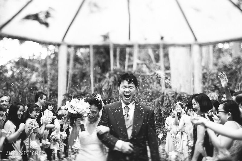 Fotografia Casamento | Liane e Takahiro | Espaço Galiileu - Granja Viana | São Paulo - SP - Fotos por Ale Borges
