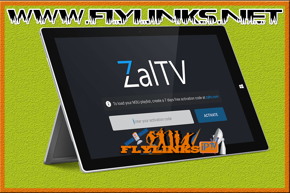 Code Active Zaltv Free IPTV New For Android [23.03.2020