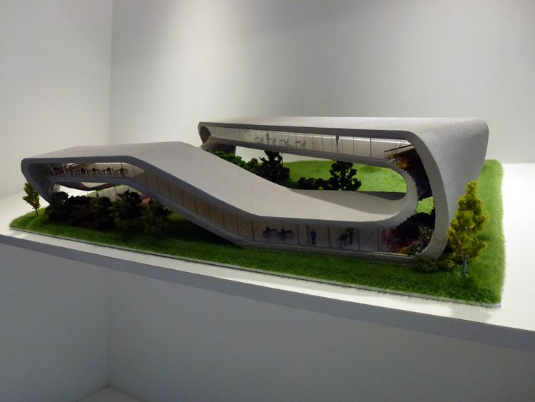 Building Architectural Models sscale model of modern office building | modeling | pinterest