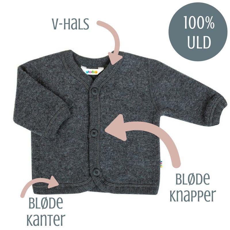 cae7de4138a Joha cardigan med detaljer | JOHA uld | Pinterest