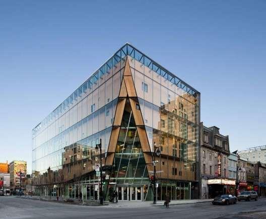 Quartier Des Spectacles in #Montreal #architecture #design