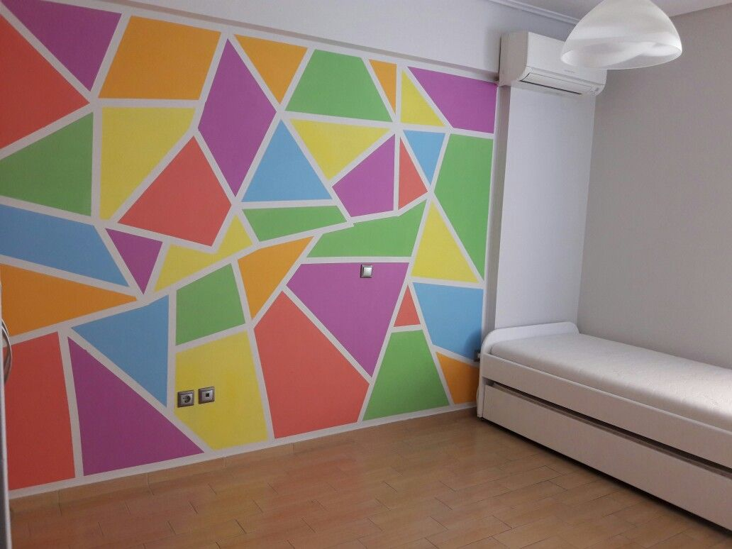 New Kids Room Bedroom Wall Paint Bedroom Wall Designs Wall Painting Decor