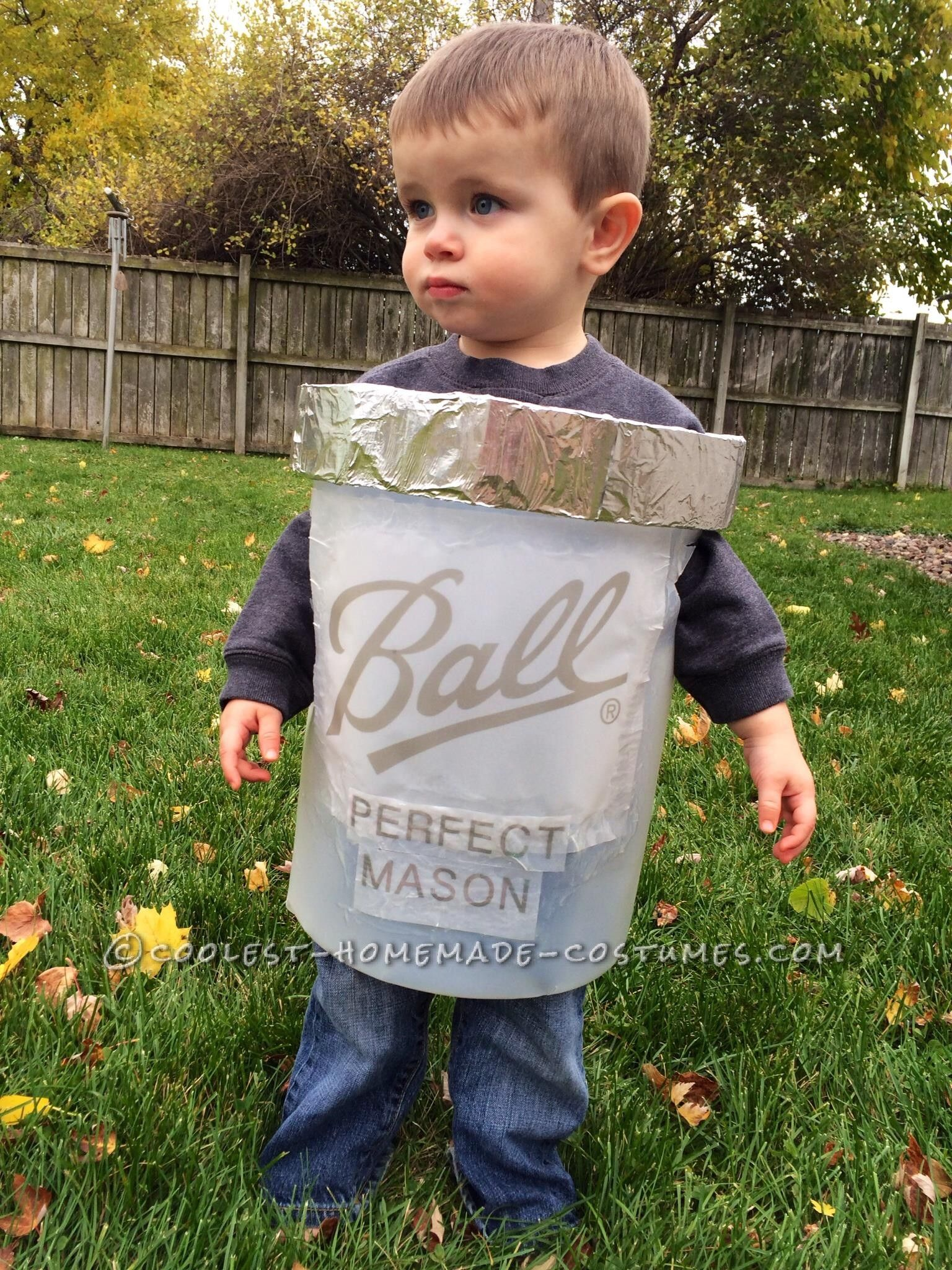 Mason Jar Costume | Halloween costume contest, Costume contest and ...