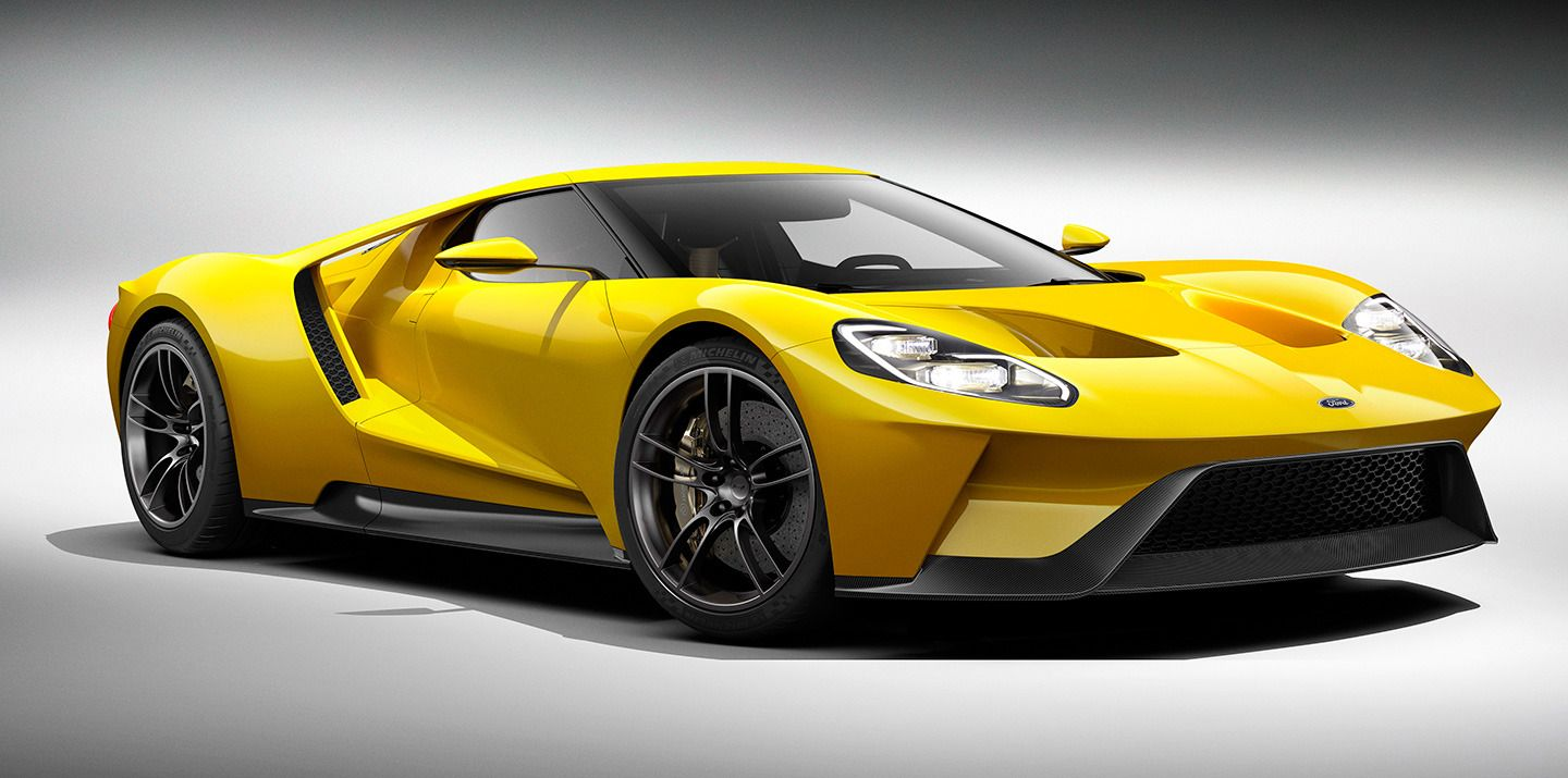 2016 ford gt sport blue wallpaper 2017 ford gt concept car beautiful - Ford Gt 2016 08 1440px 1