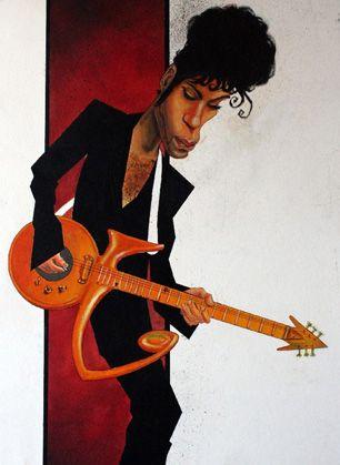 Prince (by Paul Alexander)