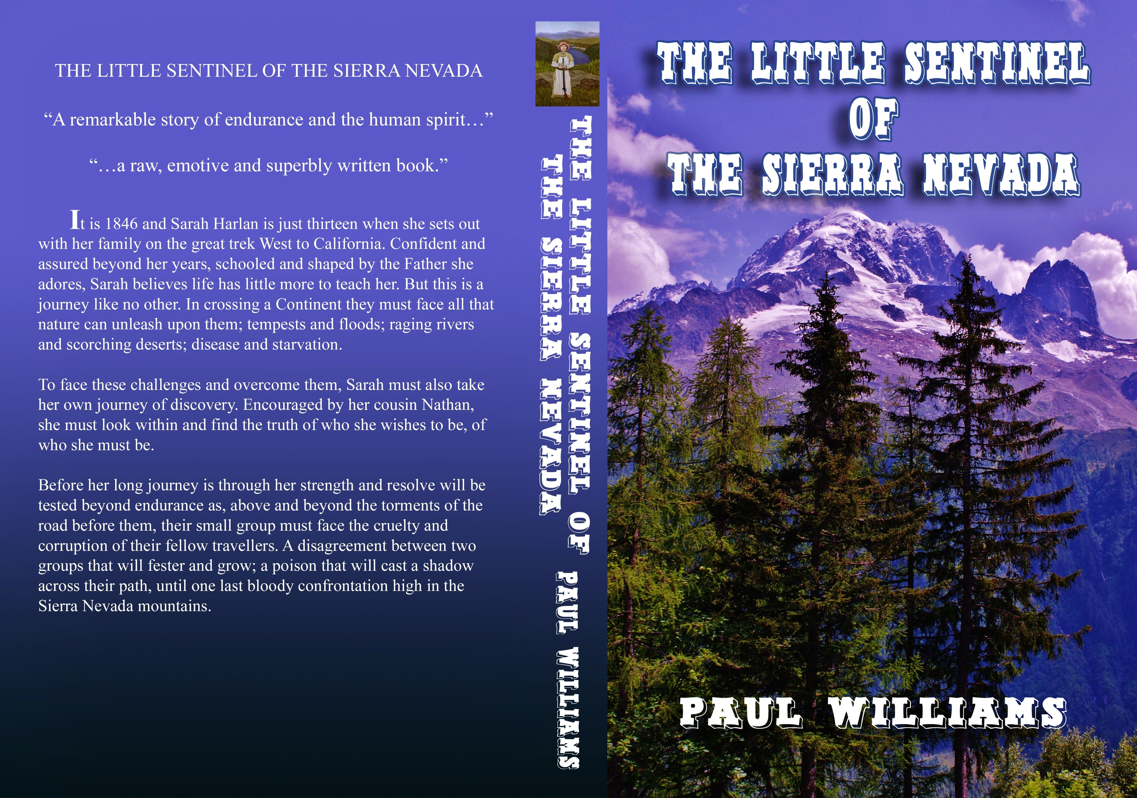 The best little book you've not yet read! Available now as paperback or  download from AMAZON | PAUL WILLIAMS Fine Art | Pinterest | Sierra nevada.