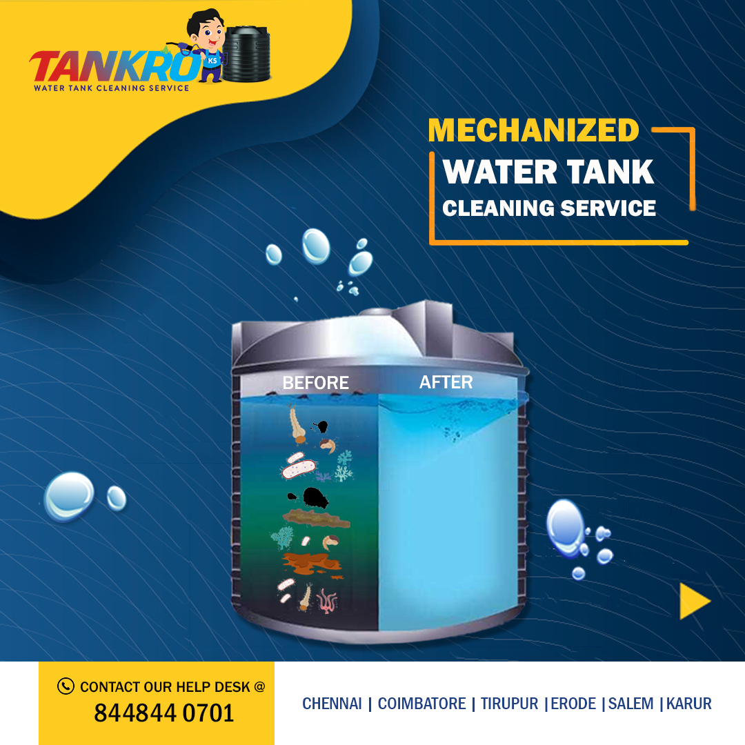mechanized water tank cleaning service Our Mechanized water tank cleaning service ensures that you get clean water every time you open the tap Book our service Today Call...