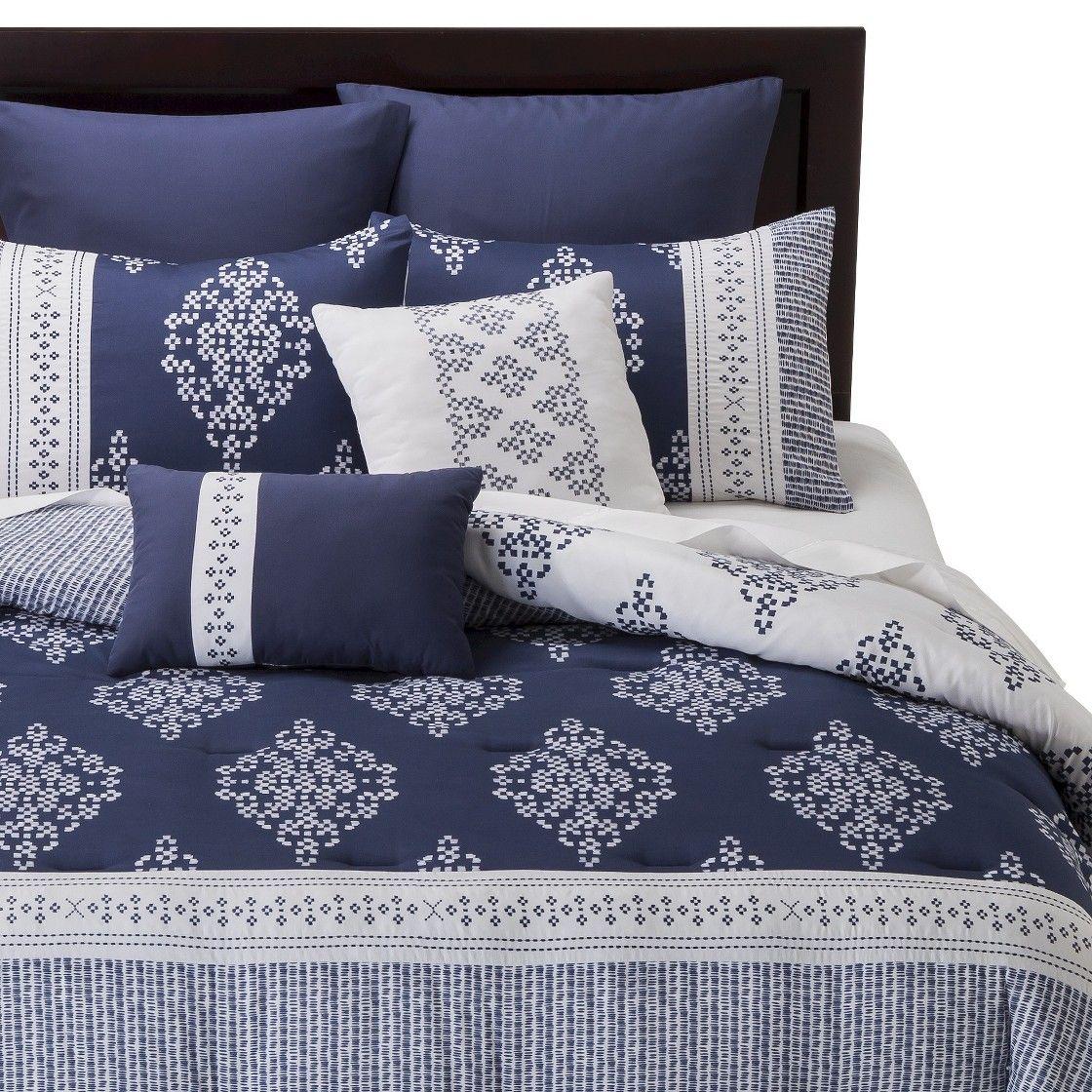 Triple Tap To Zoom In Blue Comforter Sets Comforter