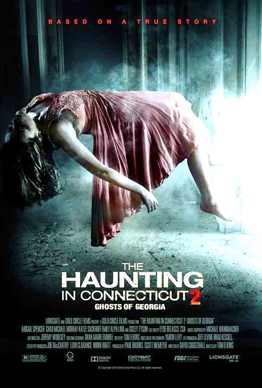 Movie Poster 2013 The Haunting In Connecticut Haunting In Connecticut 2 Best Horror Movies