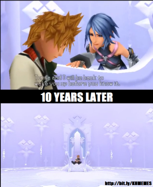Kingdom Hearts Memes With Images Kingdom Hearts Funny