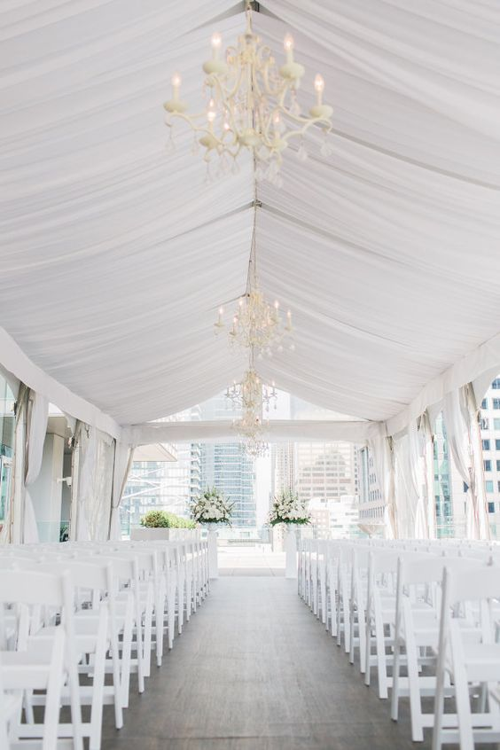 60 all white wedding ideas for your glam affair tents weddings 60 all white wedding ideas for your glam affair junglespirit Image collections