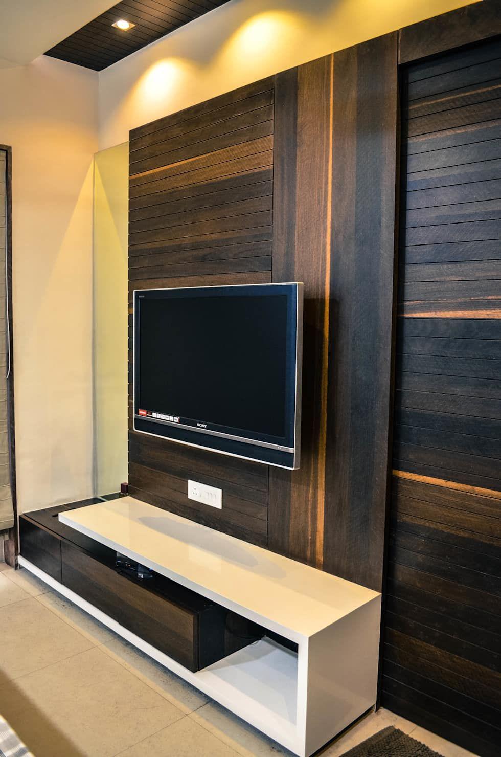 T V Unit Side Veiw Modern Living Room By Ssdecor Modern: Modern Bathroom By Homify Modern In 2020