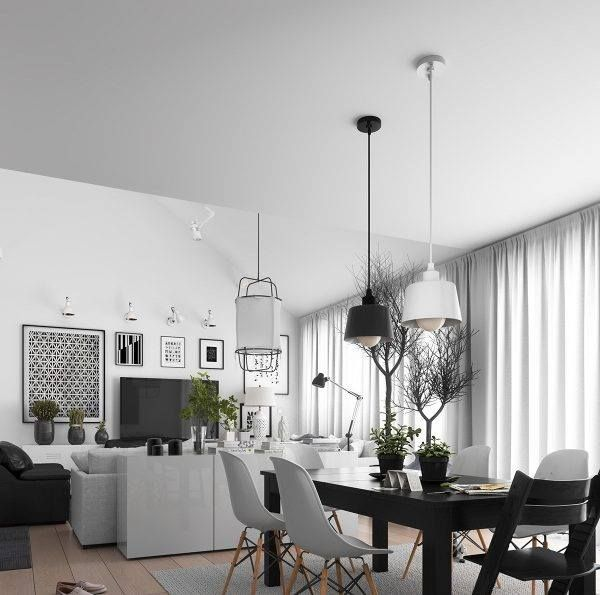 Light modern and minimalistic scandinavian design is almost the buzz word of the past few years with the rise of ikea and antiques that are quirky yet