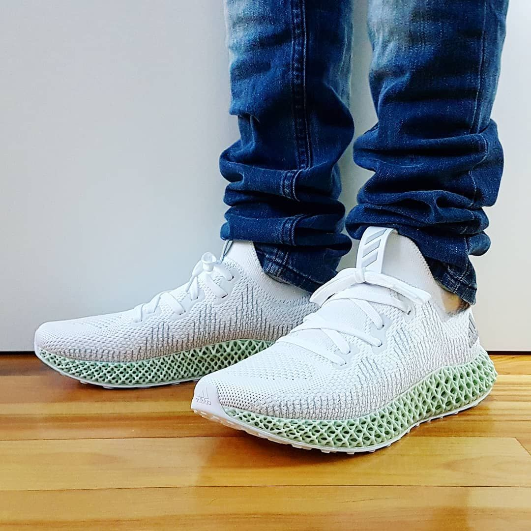 75bd0ea0400d1c Comment Tag a friend who will cop Go check out my adidas Alphaedge 4D on  feet