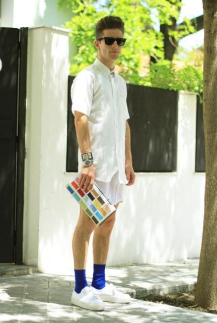 4款夏日短褲,玩出有型又涼爽的型男穿搭! | manfashion這樣變型男-最平易近人的男性時尚網站