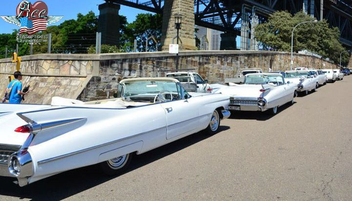 Ace American Convertibles Offers You Classic Car Hire Wedding