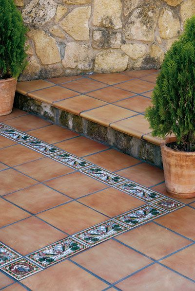 Resultado de imagen de baldosa para exterior porch en - Precios baldosas exterior ...