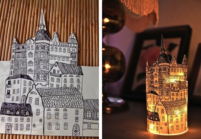 Weekend Projects 5 Crafty Paper Lanterns To Create Quickly With