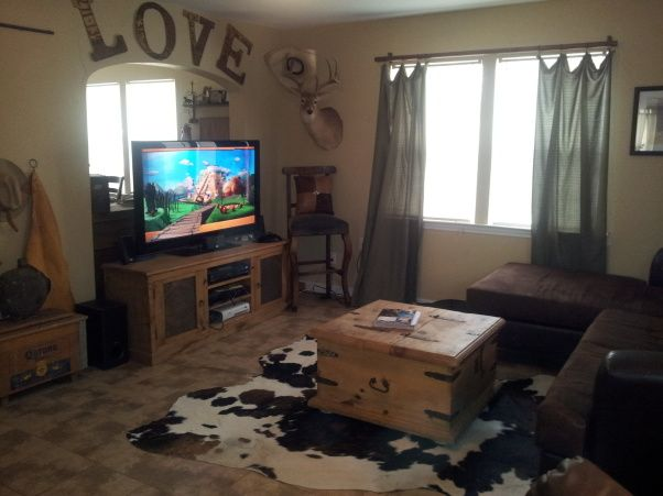 Beautiful Western Living Room Ideas Decoration