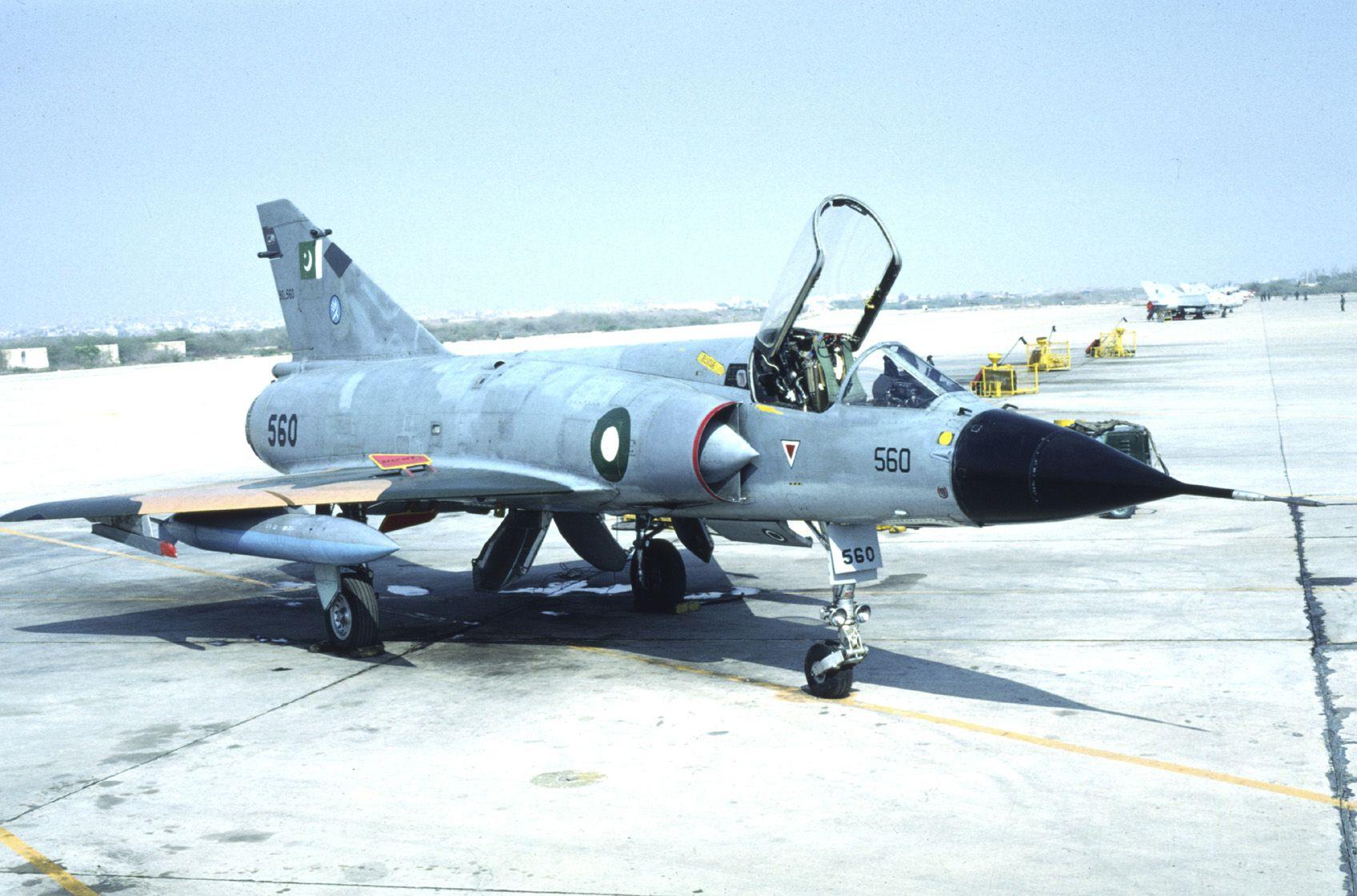 Pakistani Dassault Mirage III Dassault aviation