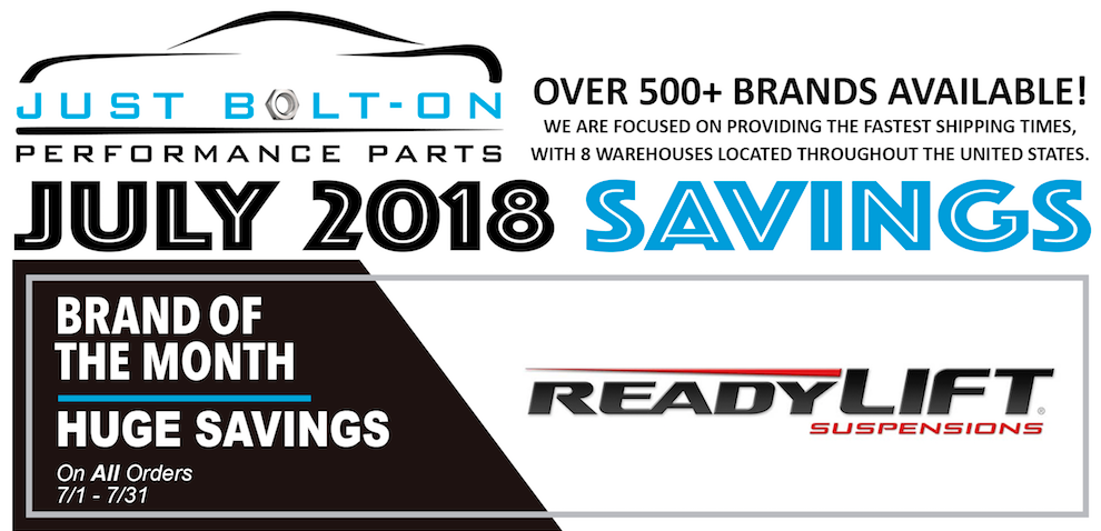 Summer Savings Just Bolt On Performance Parts Nj Pa Nv Tx Ca Fl