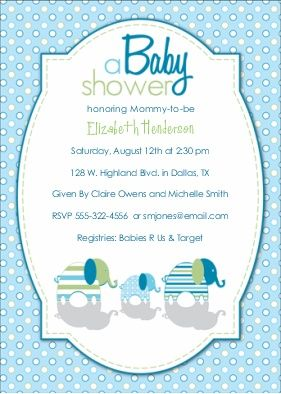 Baby Shower Invitations Invites Snapfish