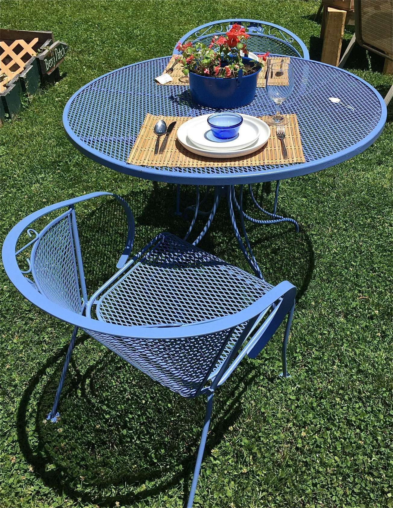 Pin On Metal Outdoor Furniture