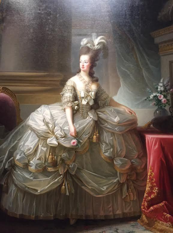 Marie Antoinette De Lorraine Habsbourg Archiduchesse D