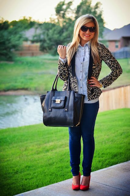 business casual | office chic | fall fashion