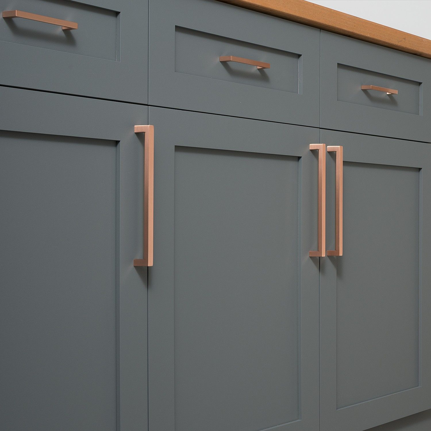 Edgecliff Pull - Satin Copper | Pinterest | Hardware, Drawers and Satin