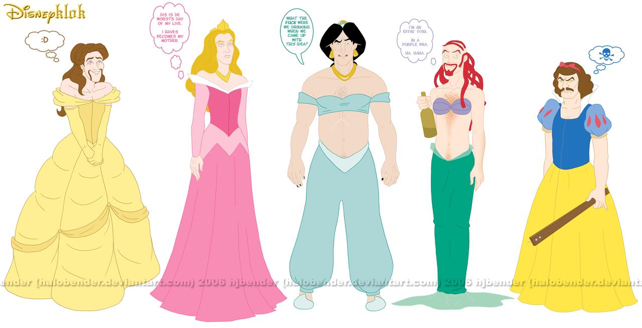 Disney meets Dethklok - delightful