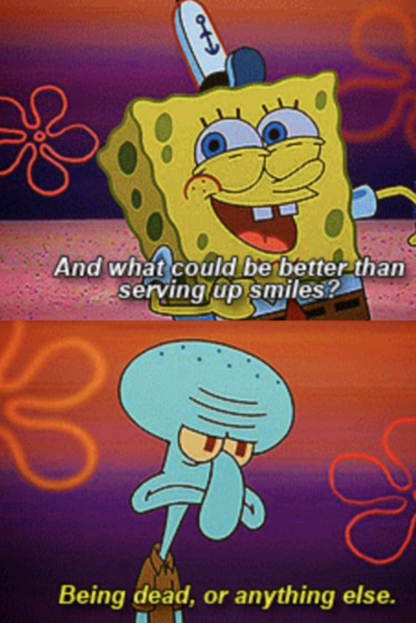 Squidward Singing Happy Birthday : squidward, singing, happy, birthday, Humor, Relatable,, Squidward,, Happy, Birthday