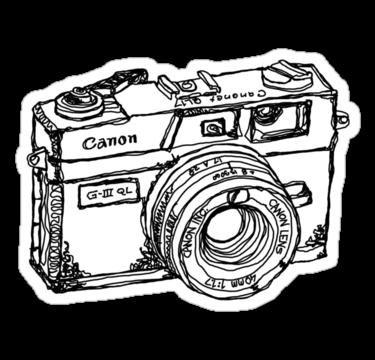 Canon QL17 GIII Rangefiner Camera by strayfoto