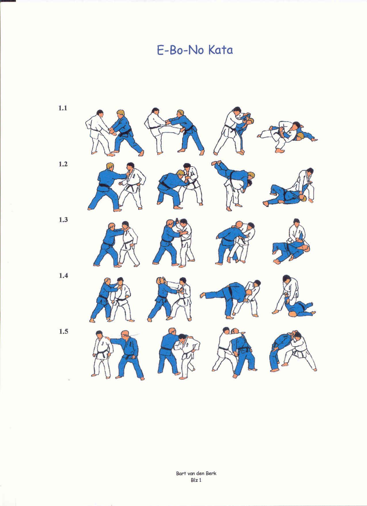 Kata Jiu Jitsu Fitness