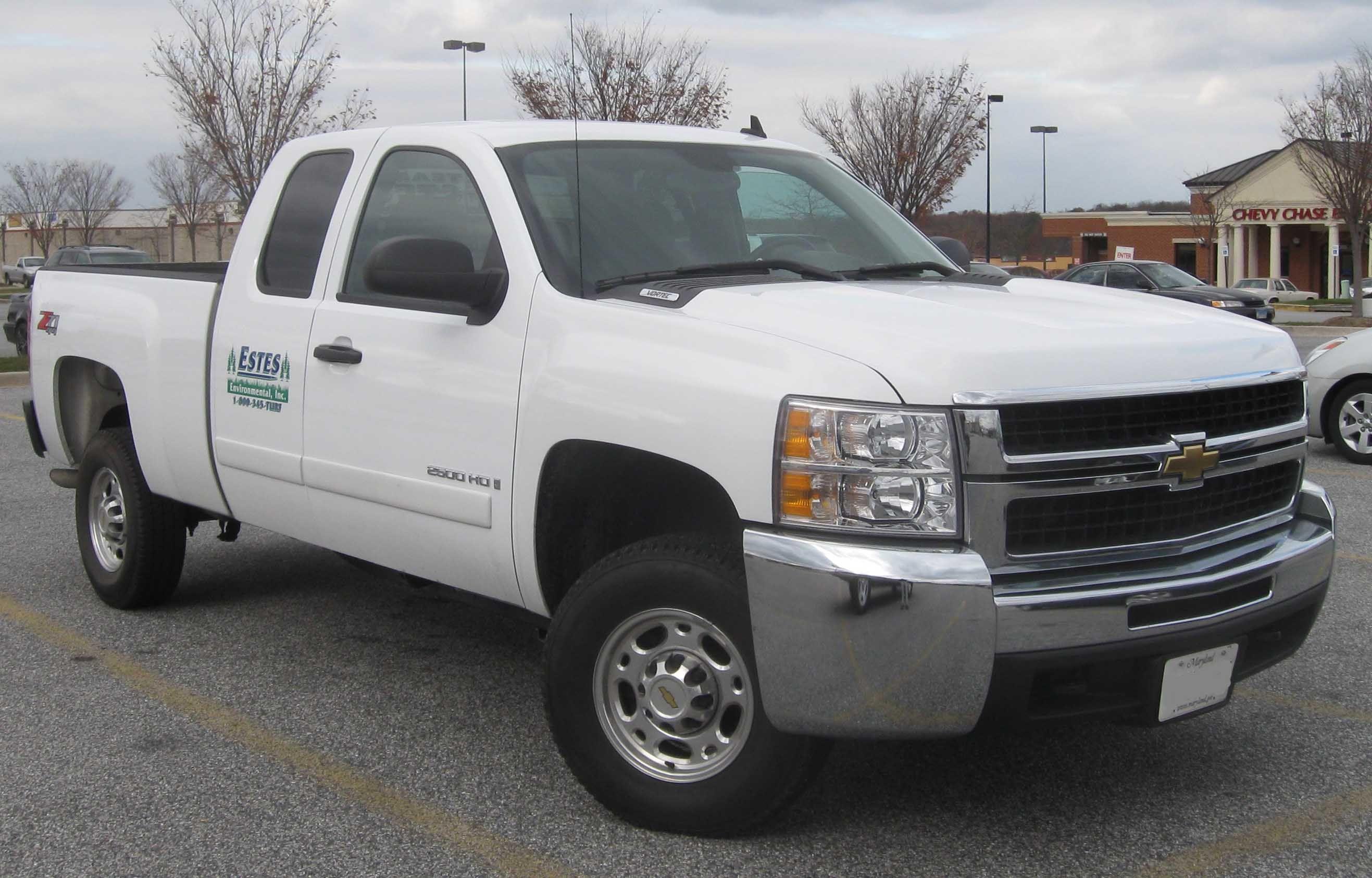 2008 Silverado 2500 Di 2020