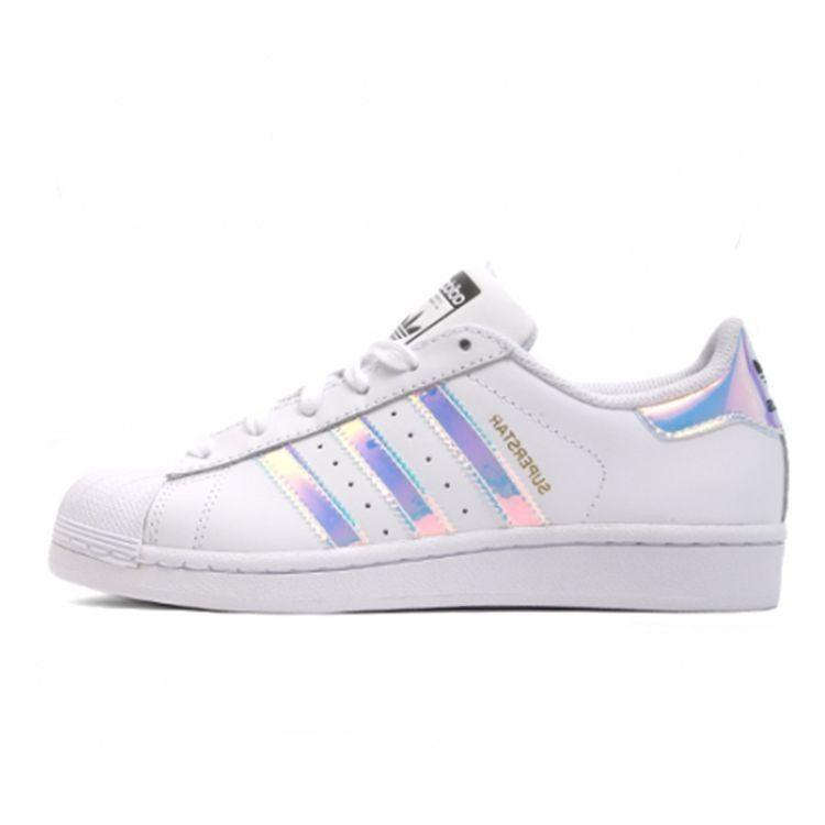 super popular 693d0 ac224 ... Adidas Superstar Junior GS AQ6278 Originals Casual shoes White Adidas  Superstar II ...