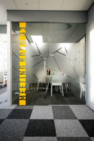 Santam corporate offices office pinterest bogota for Alfombras modernas bogota