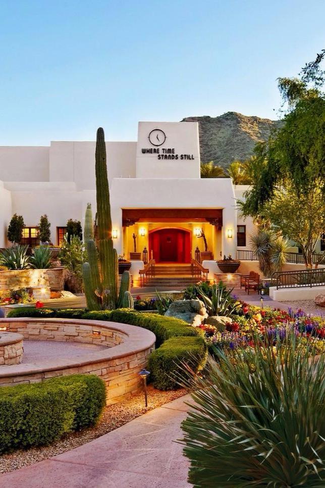 Jw Marriott Camelback Inn Scottsdale Resort Amp Spa